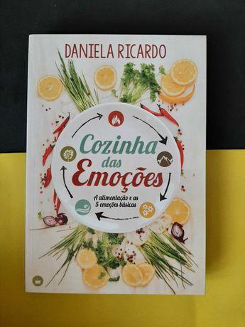 Daniela Ricardo - Cozinha das Emoções (NOVO - Portes CTT Grátis)