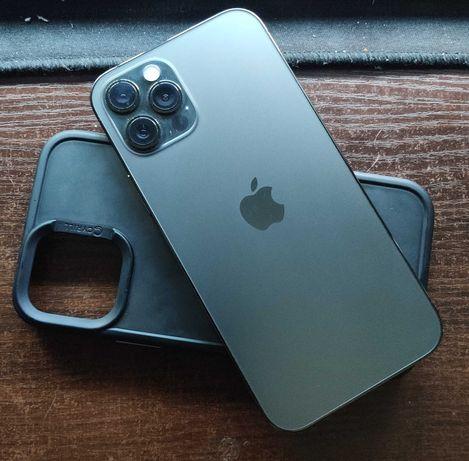iPhone 12 Pro   128GB   Graphite   7msc gwarancji