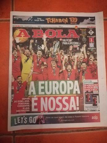 Portugal Vence a 1a Edição da Liga das Nações