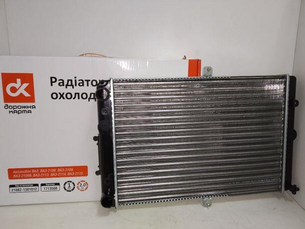 Радиатор охлаждения Ваз 21082,2113,2114,2115 8V инжектор