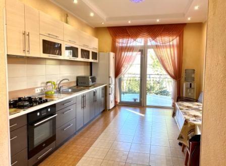 Новый дом на участке 10 соток в с. Нерубайское. Ремонт ТВ3