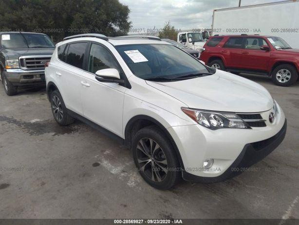 2015 Toyota Rav4 Limited(авто из США)