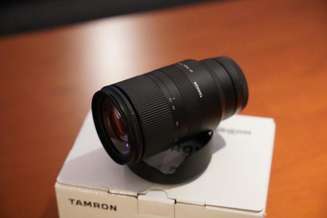 Tamron 28-75mm a 2.8 para sony FE