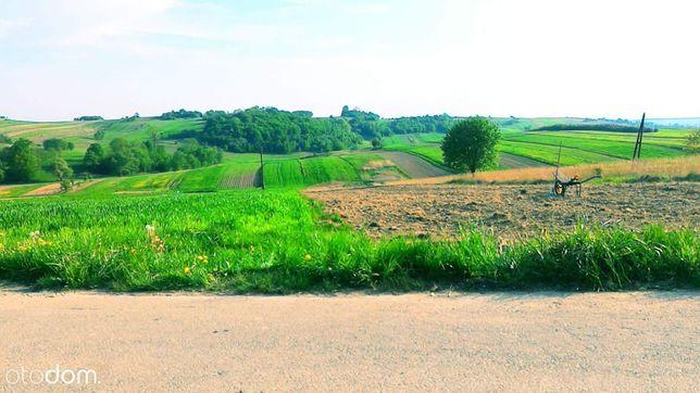 Działka rolno-budowlana blisko Ojcowa