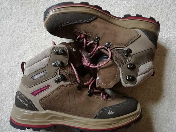 Buty górskie trekkingowe Quechua jak nowe