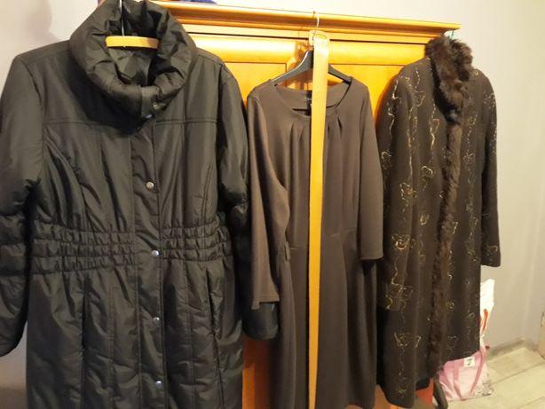 płaszcz sukienka kurtka