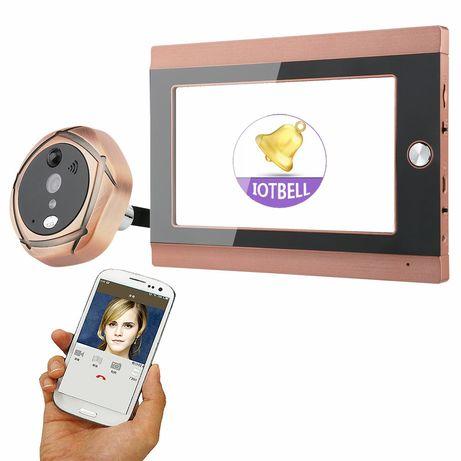 Video Porteiro (ecrã + câmara)