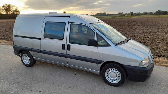 Fiat scudo 2.0 jtd long