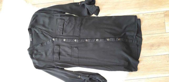 Koszula tunika bluzka koszulowa Cropp rozm S