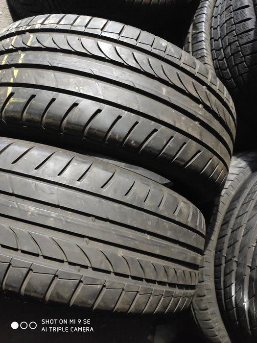 Пара 235/55/17 Dunlop SP SportMaxxTT.2019г.7мм. Черкассы - изображение 1
