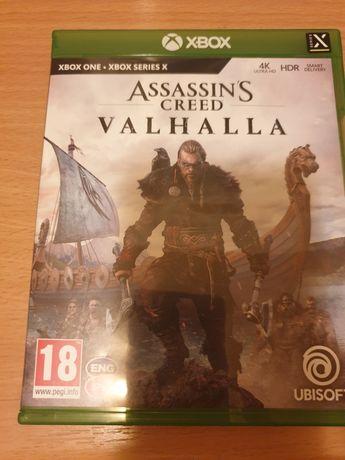 Używany Assasins Creed Valhalla Xbox One/series X