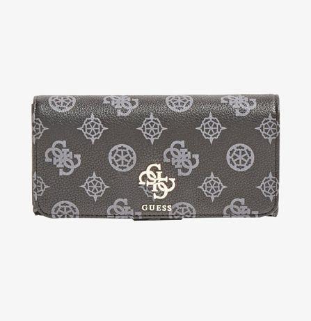 Guess nowy oryginalny portfel logowany