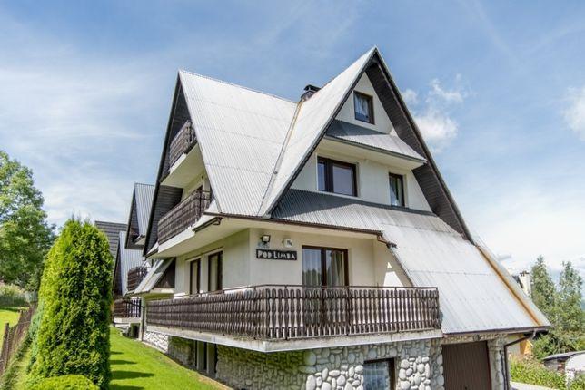 Noclegi pokoje domek-apartament Pod Limbą Zakopane Bon