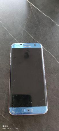 Samsung Galaxy S7 Edge - sprawny, szkło stłuczone
