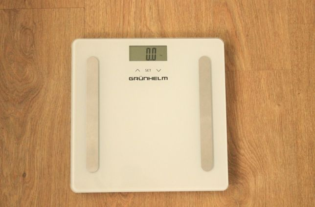 Весы электронные. Фитнес весы. Фітнес ваги. Grunhelm bes-bfs.