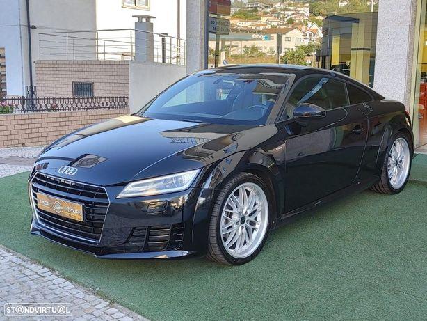 Audi TT 2.0 TDi S-line