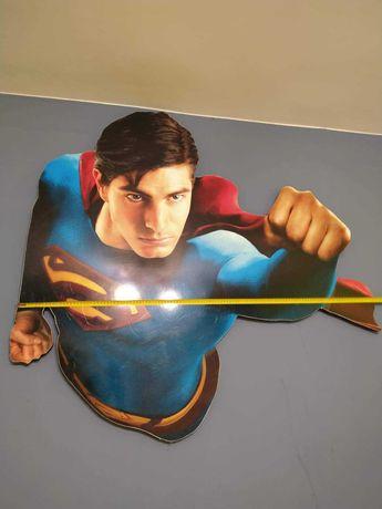 Supermen obraz..