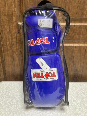 Боксерские перчатки AIBA TopTen 10 oz  Оригинал