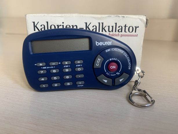 Калькулятор калорий  Beurer