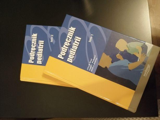 Podręcznik pediatrii 2 tomy
