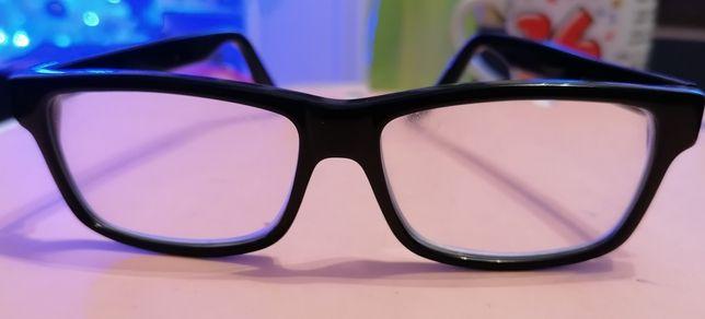 Armação de óculos em muito bom estado