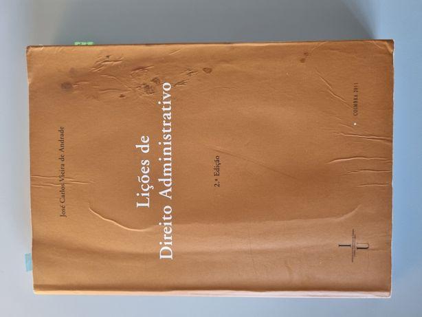 Livro Lições de Direito Administrativo