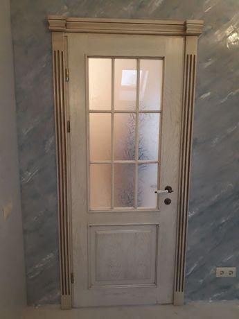Межкомнатные двери ( міжкімнатні двері ) изготовление