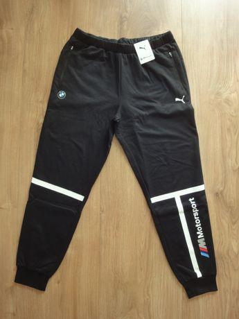 Puma BMW Motorsport spodnie dresowe męskie L