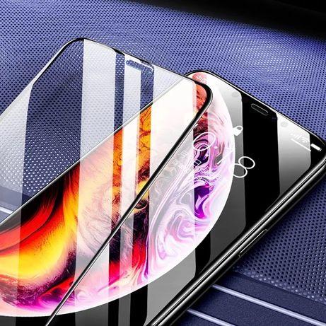 Pelicula iphone XR, 11 6.1 vidro temperado proteção ecrã protetor
