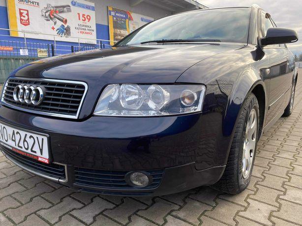 *Audi A4 B6*Nowe Opony*Opłaty na Rok*Czytaj Opis*