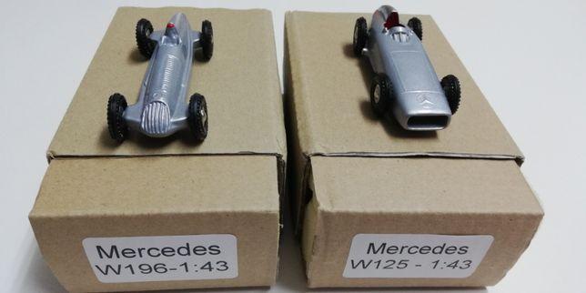 Mercedes-Benz miniaturas