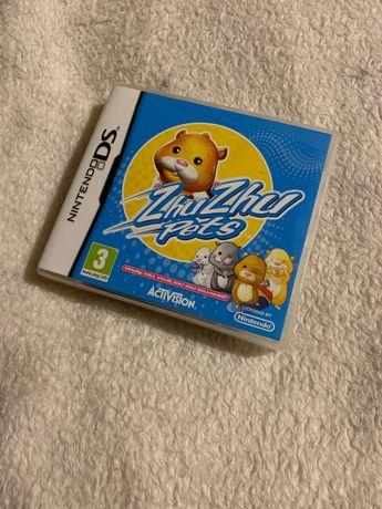 Gra nintendo DS Zuzu pets