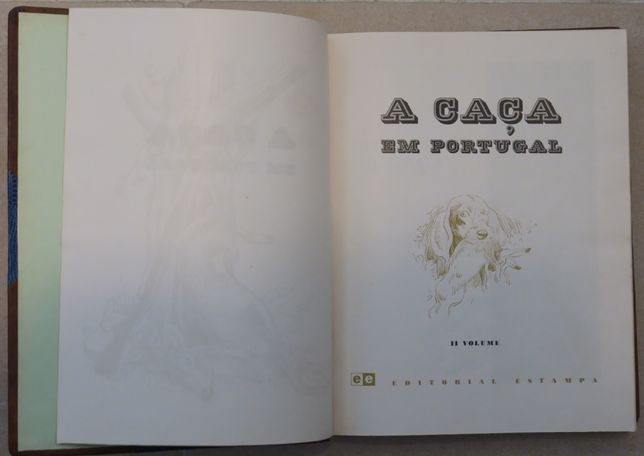 A Caça em Portugal