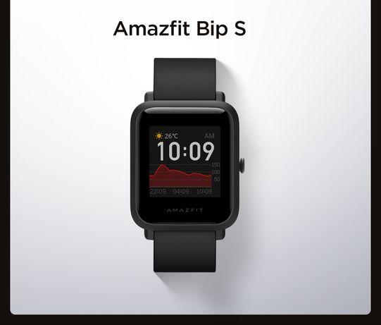 Amazfit bip s smartwatch relógio Bluetooth Xiaomi