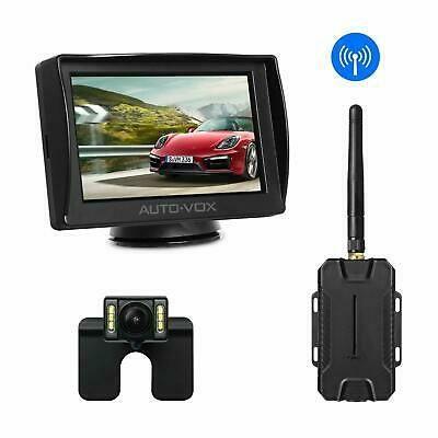 Беспроводная автомобильная камера заднего вида Auto-VOX M1w с ЖК-экран