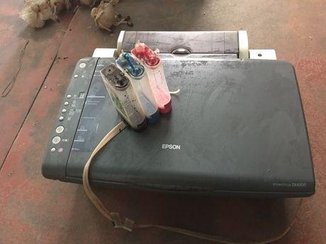 Продать принтер,epson stylus dx 4200