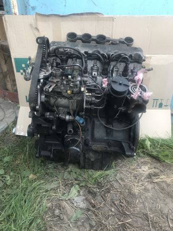 Двигатель Peuegout Partner , Citroen Berlingo 1.9d
