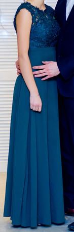 Długa sukienka Eva & Lola