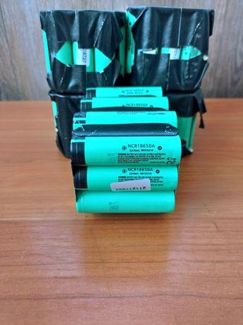 Аккумуляторы 18650 Panasonic NCR18650A 3100 мАч. Оригинал