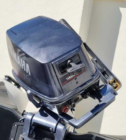 Motor Yamaha 6hp a 2T