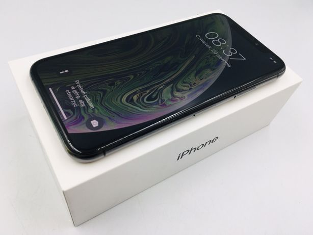 iPhone XS 64GB SPACE GRAY • PROMOCJA • GW 1 MSC • AppleCentrum
