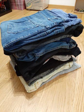 Spódnica, spodnie, bluzki, koszule nocne ciążowe