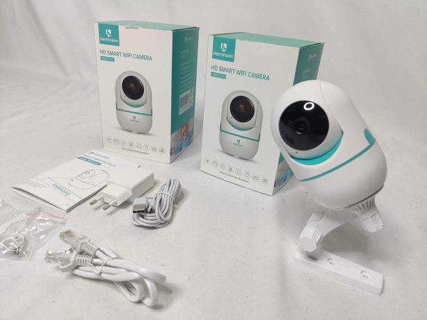 [NOVO] Mini Câmara Vigilância Wi-Fi 1080P Espiã • Rotativa 360º •