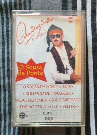 Quinzinho Portugal – O Sousa Da Ponte 1996 Cassete