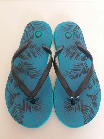 Chinelos tipo Havaianas marca Tribord (portes grátis)