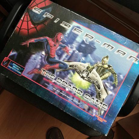 Angielska gra planszowa Spider Man