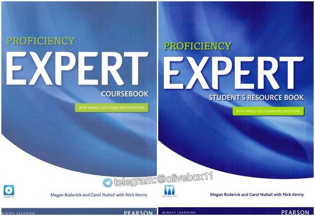 Proficiency Expert (CPE exam). Учебник + Тетрадь + Аудио