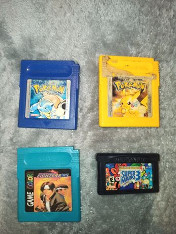 Jogos para game Boy pokemon