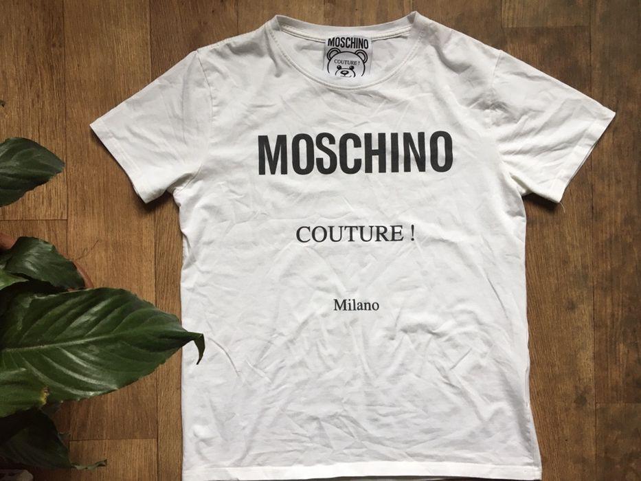 Moschino футболка Оригинал (L-XL) идеал Шостка - изображение 1