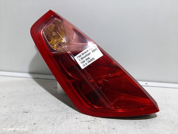 Farolim Esq Usado FIAT/GRANDE PUNTO (199_)/1.3 D Multijet | 10.05 - REF. 274601...